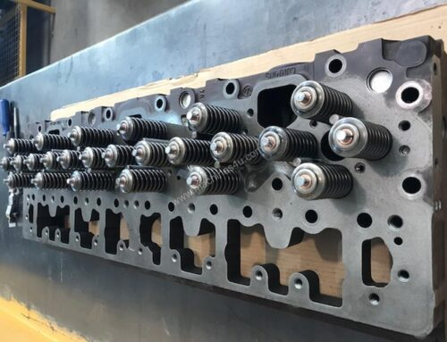Cylinder Head – Cummins L10 Reconditioned